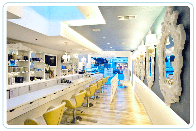 Blow Dry Bar Meets Haircut for the Perfect Pairing