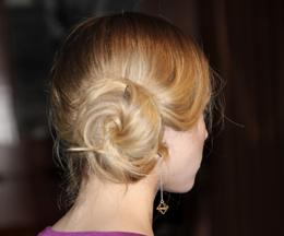 Fashion Week How-To: Waves and Buns at the Hyden Yoo Show