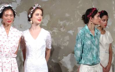 Floral Crowns at Misha Nonoo