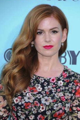 Look of the Week: Isla Fisher