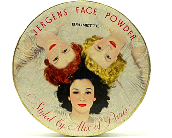 Throwback Thursday: Jergens Face Powder, 1940s