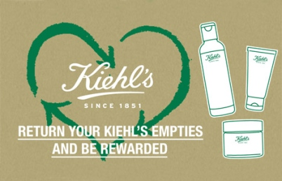 Kiehl's Gives Back to Mother Earth