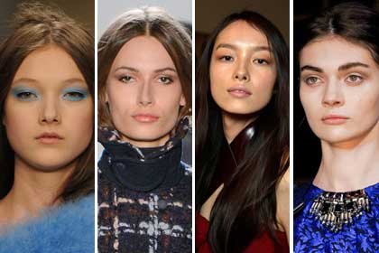 The Best Makeup at London Fashion Week