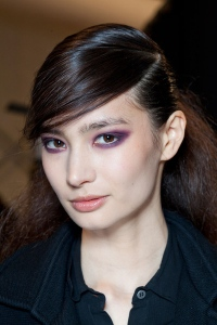 My Favorite Makeup Look at Fashion Week