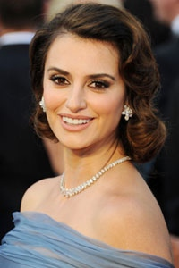 Academy Awards How-To: Wella Professionals Transforms Penelope Cruz Into The Ultimate Hollywood Starlet