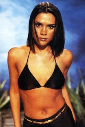Throwback Thursday: Victoria Beckham, 1996