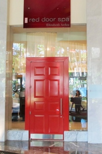 The Iconic Red Door Spa Has a New Home
