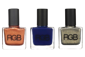 RGB Cosmetics' New Fall Nail Colors