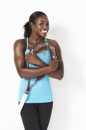 Tennis Star Sloane Stephens Wants You to Donate a Photo