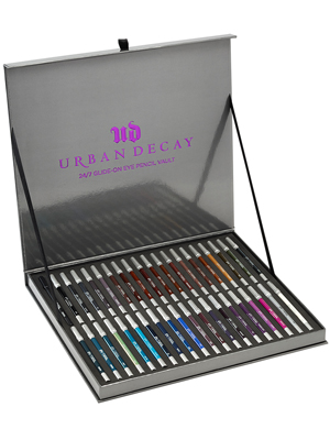 Coming Soon: The Urban Decay Eyeliner Vault