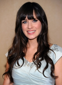 Zooey Deschanel Is Pantene's