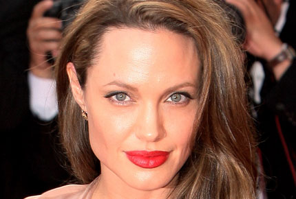 Editor's Blog: Angelia Jolie Thinks Her Lips Are Too Big -- Uh, What?!
