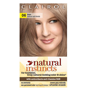 Clairol Natural Instincts Hair Color Remover