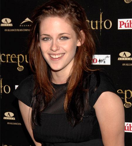 kristen stewart hair color in twilight. Kristen Stewart#39;s hair