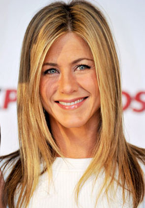 Hair Color Jennifer Aniston. on the hair color portion