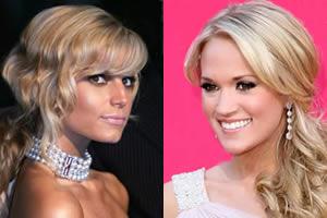 Jessica Simpson vs. Carrie Underwood