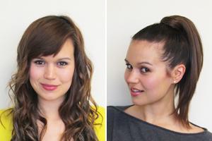 Amazing 10 Believable Ways To Wear Hair Extensions Short Hairstyles Gunalazisus