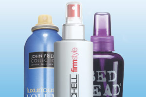 The Best Hairsprays Ever