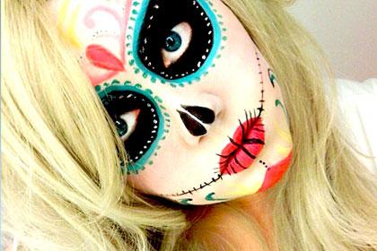 Halloween Costume Makeup How-Tos
