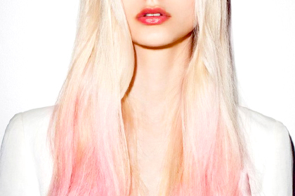 How to Wear Neon Hair After 30