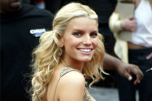 Jessica Simpson Hairstyle Photos