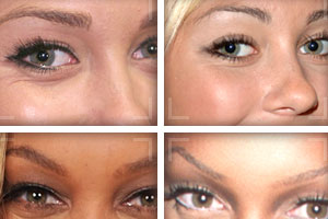 Celebrity Eyebrow Makeovers
