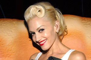 Gwen Stefani Hair Photos
