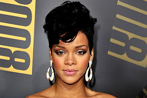 The Rihanna Hair Cut -- Coolest Look of 2008