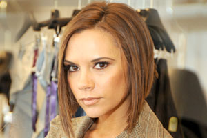 Victoria Beckham Hair Photos