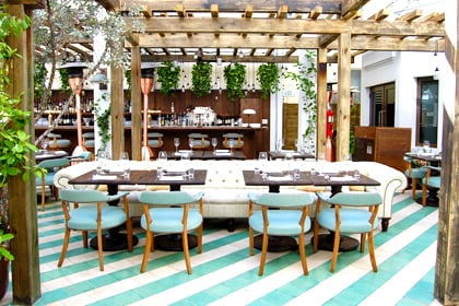 10 Prettiest Places to Have Brunch in the U.S.