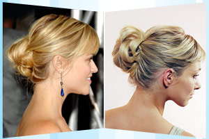 Copy reese witherspoons updo video tutorial total beauty pmusecretfo Gallery