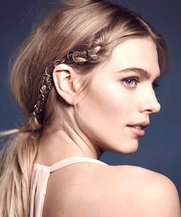 When You Think Of Hair Accessories, Do You Imagine A Flower Girl With A  Crown Of Daisies Around Her Head? The Blue Ribbons You Tied At The End Of  Your ...