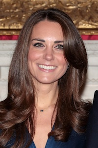 How I Think Kate Middleton Should Wear Her Hair for Her Wedding
