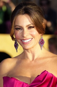 How To Recreate Sofia Vergara's SAG Eye Makeup