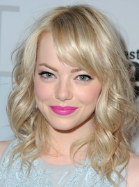 How to Copy Emma Stone's Pretty Spring Makeup Look