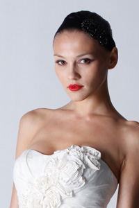 Red Hot Lips for Your Wedding Day