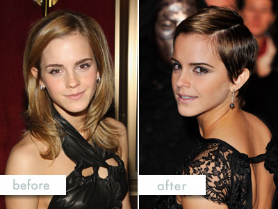 My 5 Favorite Hair Makeovers Of 2010