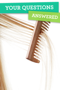 "Reader Q&A: ""Why Is My Hair Thinning?"""