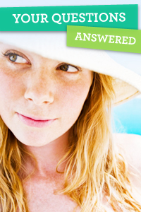 "Reader Q&A: ""What's the Best Way to Undo the Damage My Skin's Suffered this Summer?"""