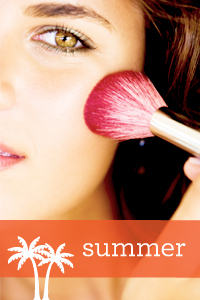 Why It Wouldn't Be Summer Without Pink and Bronze Blush