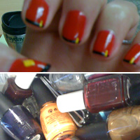 Nail Art You Can Do At Home (Just Employ a Friend Like I Did)