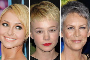 "I'm Getting a Pixie Haircut: Help Me Decide Which Celebrity Look I Should Take to My Stylist When I Go In for My Fall ""Makeover"""