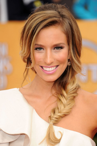 Spring Hairstyle Trend: The Fishtail Braid -- Learn How to Do It