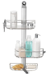 Bring on Spring -- My Shower Caddy is Stocked and I'm Ready to Bare Arms