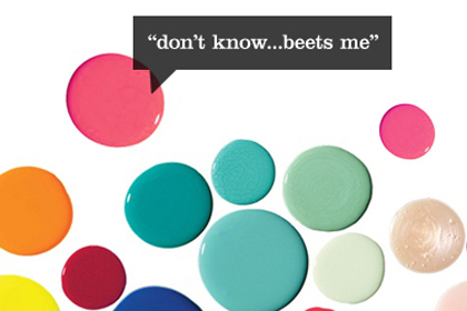 The Top 25 Best Nail Polish Names Of All Time