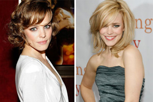 Rachel McAdams' Hair Poll