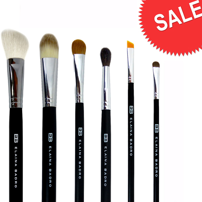 Use the code 30BUCKS and get $30 Off plus Free Shipping on the Essential Brush Kit by Total Beauty Media, Inc