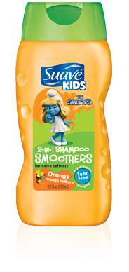 Suave Kids 2-in-1 Hair Smoothers Shampoo