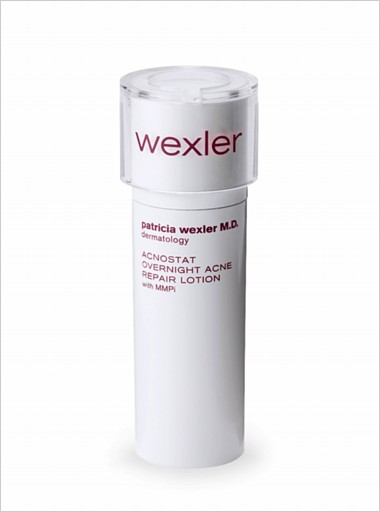 Patricia Wexler M.D. Acnescription Overnight Acne Repair Lotion with Acnostat