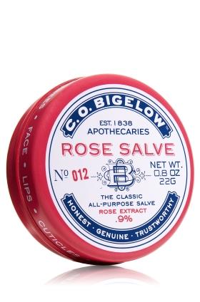 C.O. Bigelow Rose Salve Tin